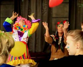 Vaikų švenčių vedėjai / Mažasis Aitvaras vaikų šventės / Darbų pavyzdys ID 307743