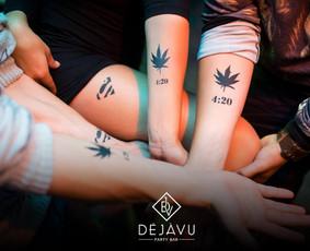 Laikinos tatuiruotės (laikinos tattoo)