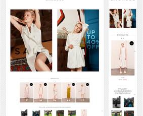 Internetinių svetainių, el. parduotuvių kūrimas ir priežiūra