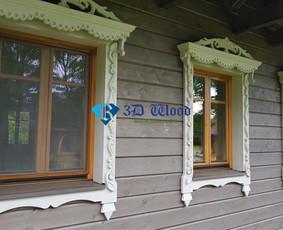 2D, 3D ir 4D frezavimas, 3D skenavimas / 3D Group EU, 3D Wood PRO / Darbų pavyzdys ID 316373