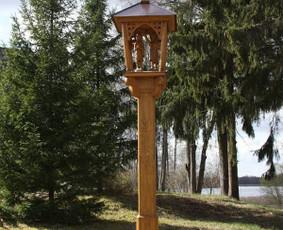 Kryžiai, koplytstulpiai, koplytėlės / Tomas Stambrauskas / Darbų pavyzdys ID 320383