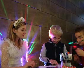 Vaikų švenčių vedėjai / Mažasis Aitvaras vaikų šventės / Darbų pavyzdys ID 322221