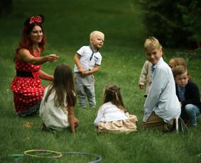Vaikų švenčių vedėjai / Mažasis Aitvaras vaikų šventės / Darbų pavyzdys ID 322227