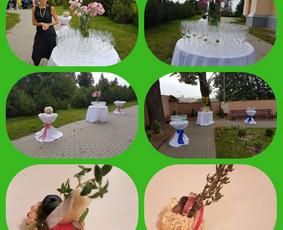 Įvairios paslaugos vestuvems / Eglė / Darbų pavyzdys ID 323683