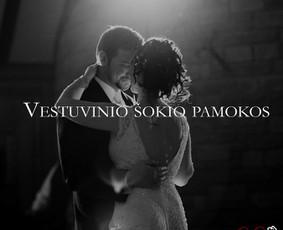 Pramoginių,Salsa Bachata,Vestuvinių šokių pamokos Klaipėdoje