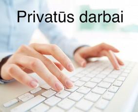 Profesionalios redagavimo paslaugos / Inesa / Darbų pavyzdys ID 328171