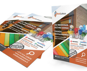 Grafikos dizainas, logotipų kūrimas, maketavimas / Kristina Varnaite / Darbų pavyzdys ID 331153