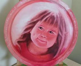 Paveikslai, portretai, dekoras, interjerinės lėlės