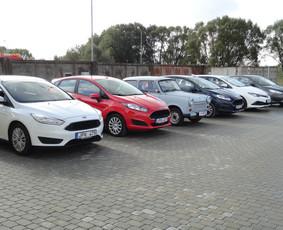 automobiliu ir mikroautobusu nuoma