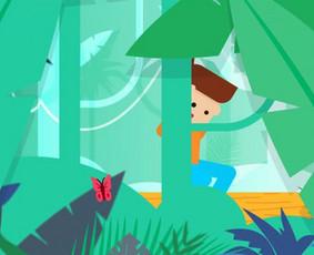 2D animacija, video animacija, socialinės medijos, reklama
