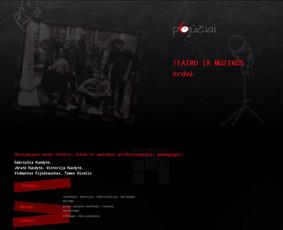 ✅ Responsive Dizaino Interneto Svetainės Su TVS nuo 200 eu.