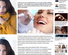 Straipsnių, tekstų svetainėms, reklamai rašymas / Monika Žiūkaitė / Darbų pavyzdys ID 338167