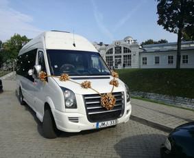 """Mikroautobusų nuoma įvairioms progoms / UAB """"Balti mikroautobusai"""" / Darbų pavyzdys ID 344515"""