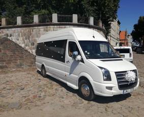 """Mikroautobusų nuoma įvairioms progoms / UAB """"Balti mikroautobusai"""" / Darbų pavyzdys ID 344517"""