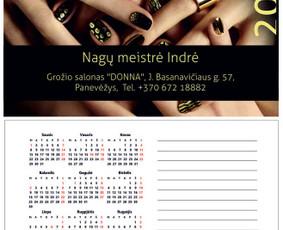 Grafikos dizainerė / Guoda / Darbų pavyzdys ID 349361
