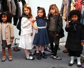 Moteriškų, vaikiškų drabužių siuvimas