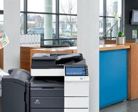 Konica Minolta spausdintuvų remontas, prekyba, toneriai