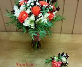 Sandrija - gėlės ir viskas šventėms / Sandrija / Darbų pavyzdys ID 356937