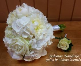 Sandrija - gėlės ir viskas šventėms / Sandrija / Darbų pavyzdys ID 356939