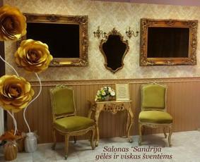 Sandrija - gėlės ir viskas šventėms / Sandrija / Darbų pavyzdys ID 356941