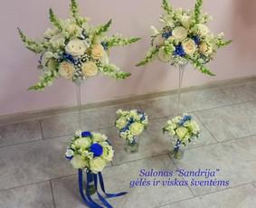 Sandrija - gėlės ir viskas šventėms / Sandrija / Darbų pavyzdys ID 356943