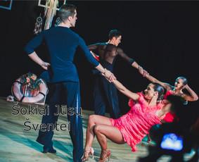 Šokiai, Šokių pamokos, Vestuvinis šokis, Šou, / Show Dance Page / Darbų pavyzdys ID 358645