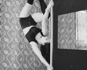 Pole dance Pamokos
