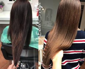 Kirpėjas, meistras, plaukų stilistas / Estetestyle Hairmakeup / Darbų pavyzdys ID 363585
