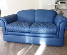 Minkštų baldų remontas, sėdynių siuvimas