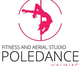 Poledance Kaunas studija, šokiai