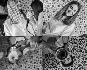 Jazz/Disco Funky Gyva muzika