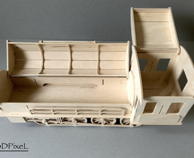 """3DPixel""- 3D Frezavimas/Projektavimas"