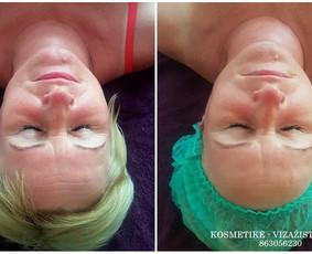 Kosmetikė - vizažistė Erika