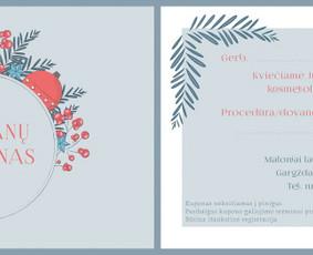 Grafikos dizaineris / Emilija Gražytė / Darbų pavyzdys ID 375205