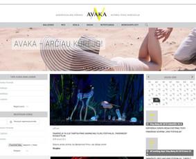 Interneto svetainių kūrimas, priežiūra ir palaikymas