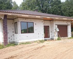 Plastiko, Aliuminio, Medžio profilio langai,durys,pertvaros / UAB JUSTIGNA / Darbų pavyzdys ID 376449