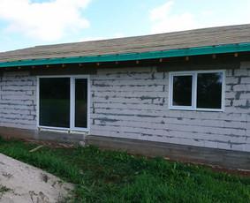 Plastiko, Aliuminio, Medžio profilio langai,durys,pertvaros / UAB JUSTIGNA / Darbų pavyzdys ID 376485