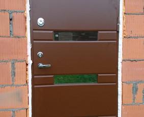 Plastiko, Aliuminio, Medžio profilio langai,durys,pertvaros / UAB JUSTIGNA / Darbų pavyzdys ID 376505