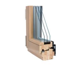 Plastiko, Aliuminio, Medžio profilio langai,durys,pertvaros / UAB JUSTIGNA / Darbų pavyzdys ID 376515