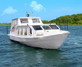 Laivo nuoma Talkšos ežere Šiauliuose