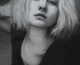Portretų piešimas iš nuotraukų / Lina / Darbų pavyzdys ID 379455