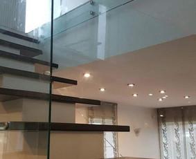 Berėmė stiklo konstrukcijos-Aliumininės stiklo konstrukcijos