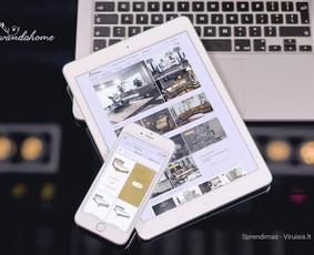 El. parduotuvių ir tinklapių kūrimas
