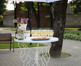 Šampano staliukas Jūsų šventei! / Mantas Skirius / Darbų pavyzdys ID 382841