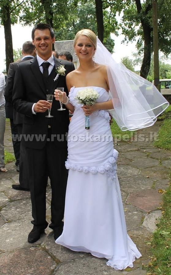 Vestuvinė suknelė - transformeris