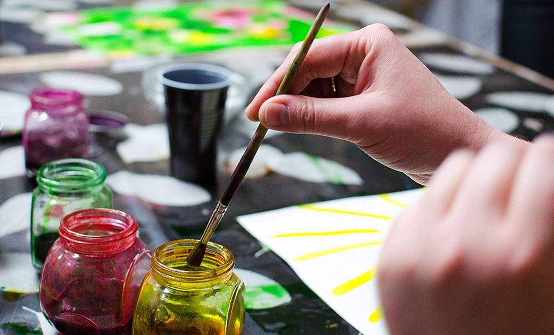 Akvarelės liejimas