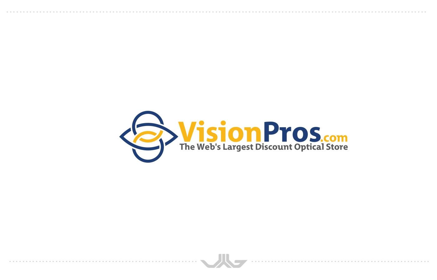 Optikos parduotuvė.  Tinklapis: www.visionpros.com