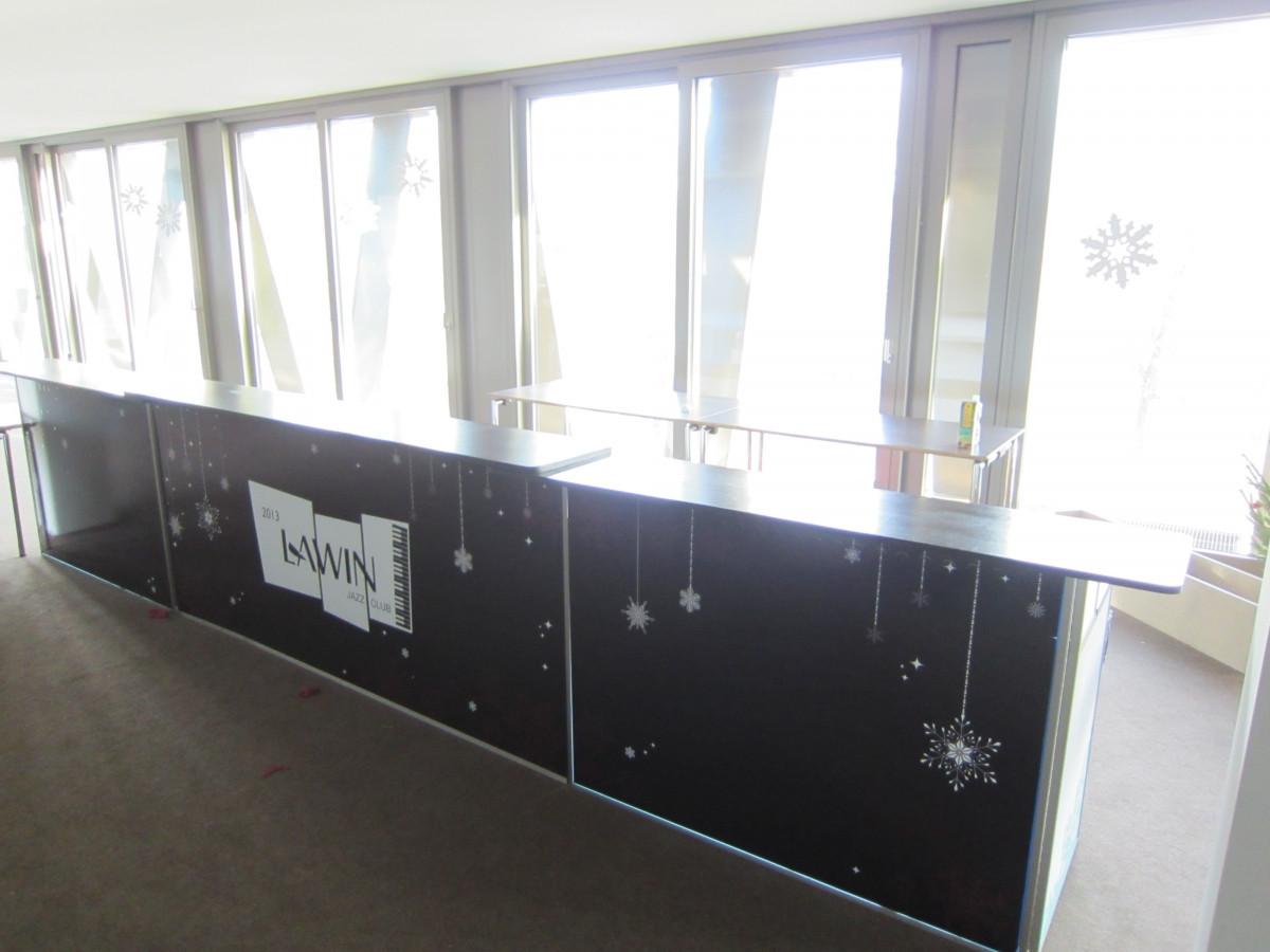 Ilgiausias Lietuvoje mobilus kokteiliu baras 5,6m. ilgio