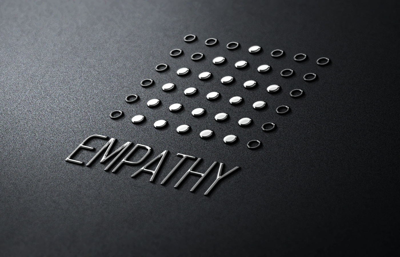 Empathy logotipas. https://lt-lt.facebook.com/MetalArtStudio.LT