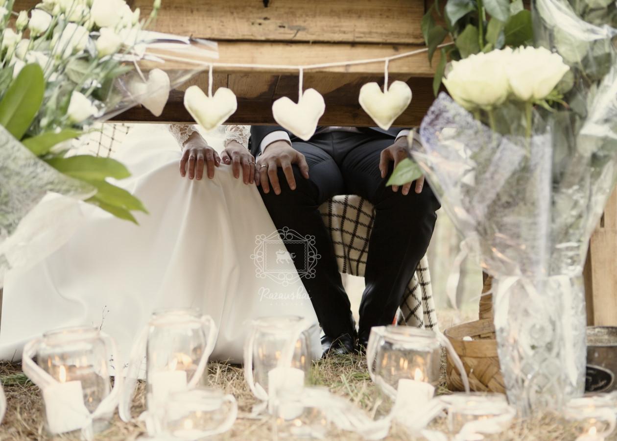 Dekoruojame ir fotografuojame vestuves